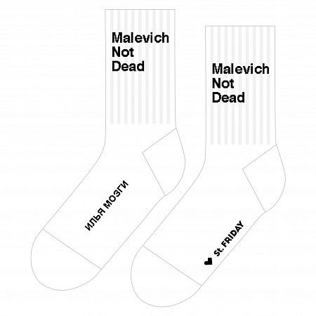Malevich not dead  by ИЛЬЯ МОЗГИ